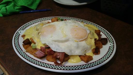 Drummondville, Canadá: Restaurant L'eggsoeufs