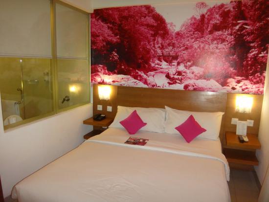 favehotel Umalas: 清潔なベッド