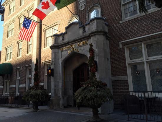 Windsor Arms Hotel: photo0.jpg