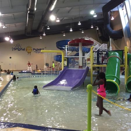 Ray's Splash Planet: Lots of fun!