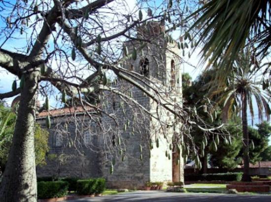 Chiesa di San Giovanni dei Lebbrosi: Chiesa di S. Giovanni dei Lebbrosi (1071)