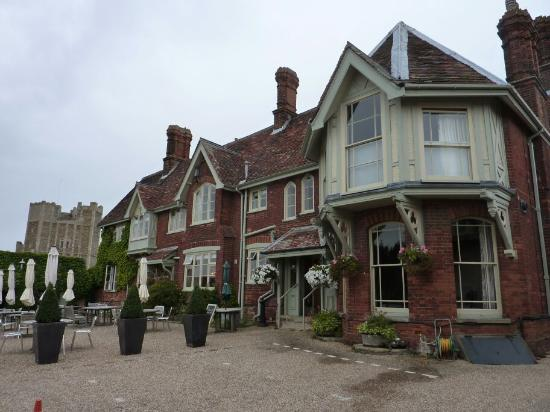 The Crown Castle Hotel Orford Pic Michael Webb
