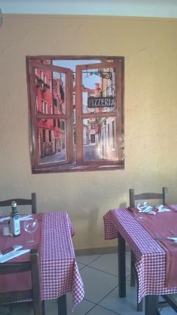 La Tarantella : Notre restaurant