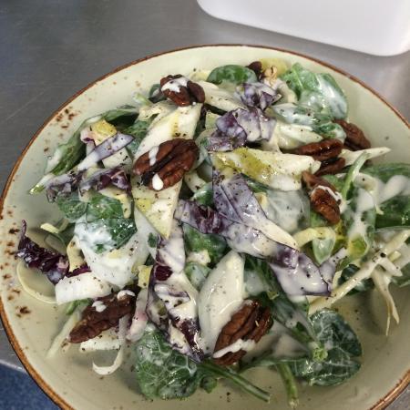 The Kensington Wine Rooms: Pecan Salad