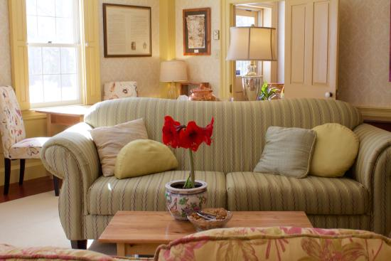 Port Williams, Canada: Sitting Room