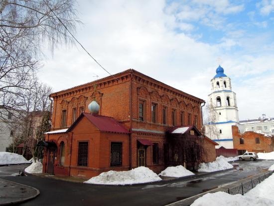 Храм в честь равноапостольных Жён-Мироносиц