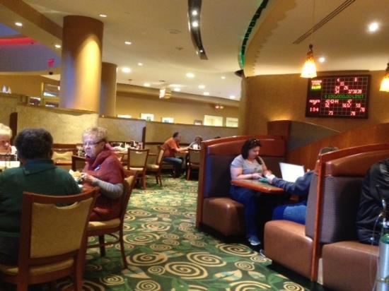 Emerald Restaurant: Emerald - dining room