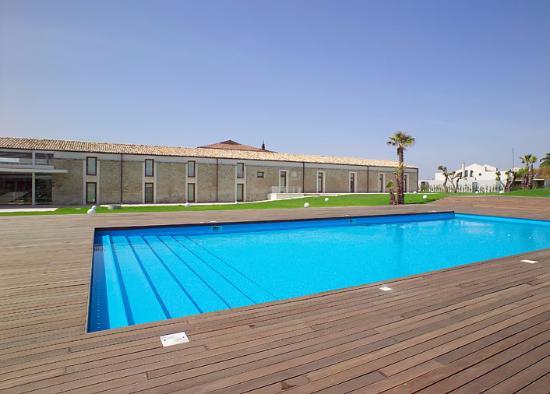 Villa Carlotta Hotel: Prospetto e piscina