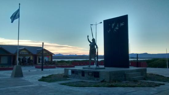 Plazoleta Heroes de Malvinas
