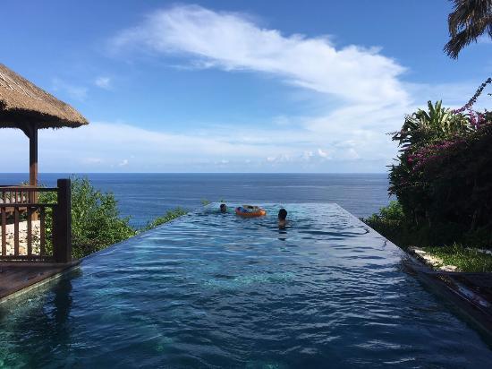 an infinity pool is the key to serenity picture of karma kandara rh tripadvisor co za