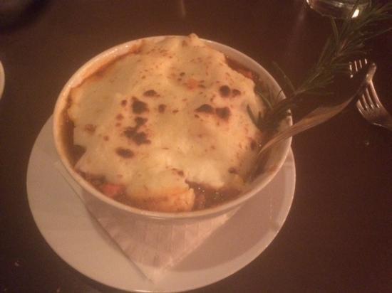 Glen Prairie : Shepherd's Pie was delicious!