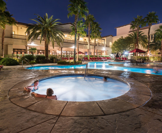Tuscany suites casino updated 2018 prices hotel for Pool show las vegas 2018