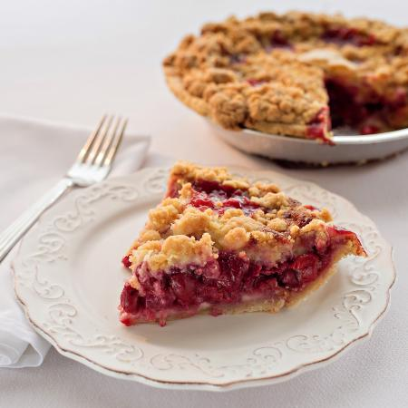 Grand Traverse Pie Company: Cherry Crumb Pie