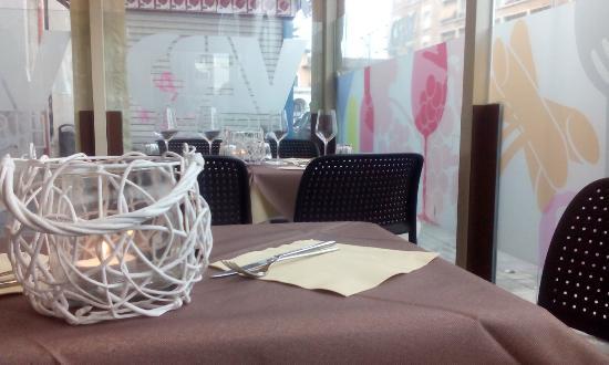 Vero bistro pisa: Outside Dining Area Spring/Summer