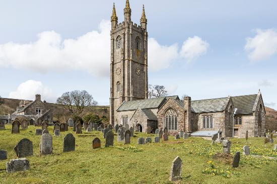Dunsford, UK: Widecombe in the Moor