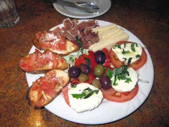 ‪‪Morrisville‬, بنسيلفانيا: Antipasto Italiano‬