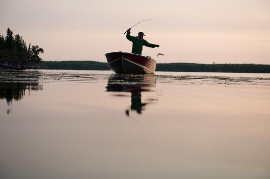Fly in fishing picture of manitoba canada tripadvisor for Fly in fishing canada