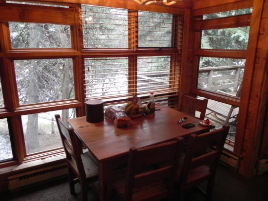 Sundance Resort: dining room