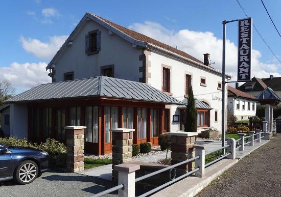 Melisey, France: Entrée