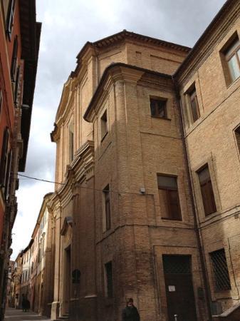 Chiesa del Sacro Cuore di Gesu', Fabriano