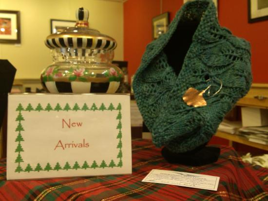 Hertford, NC: Sample of items in gallery
