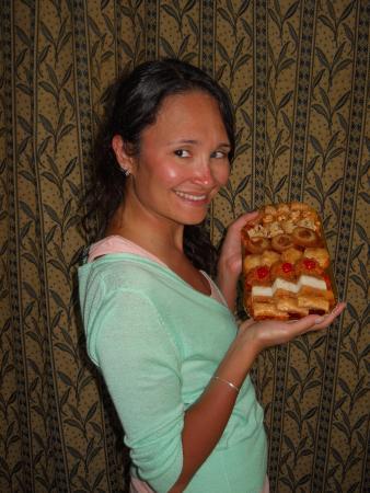 El Zahraa Bakery & Pastry : Восточные лакомства к чаю
