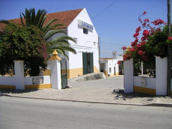 Pinhal Novo, Portugal: Entrada
