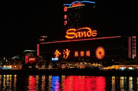macau sands casino