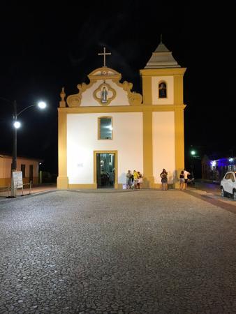 Pousada Pitinga: église d'arraial
