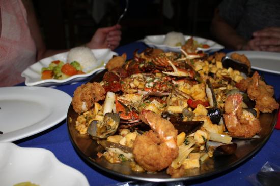 Las delicias del Puerto