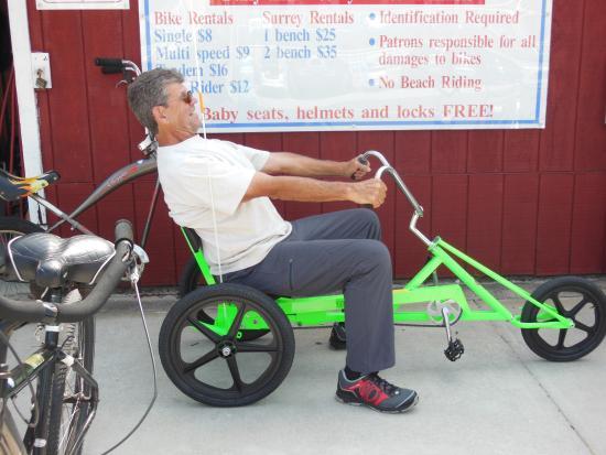 Crest Bike Rental