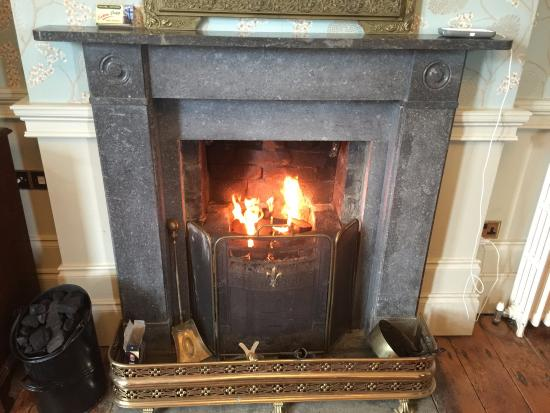 bee2d5ec60 MoyMore Romance Junior Suite - Just love a fire! - Picture of Moy ...
