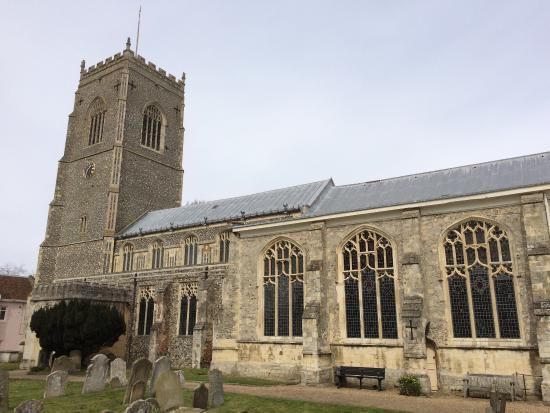 Framlingham, UK: St Michael's