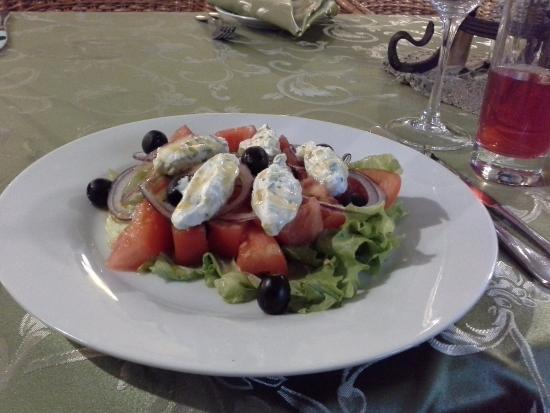 Slavyanskaya Hotel: Еду в ресторане готовят отлично.