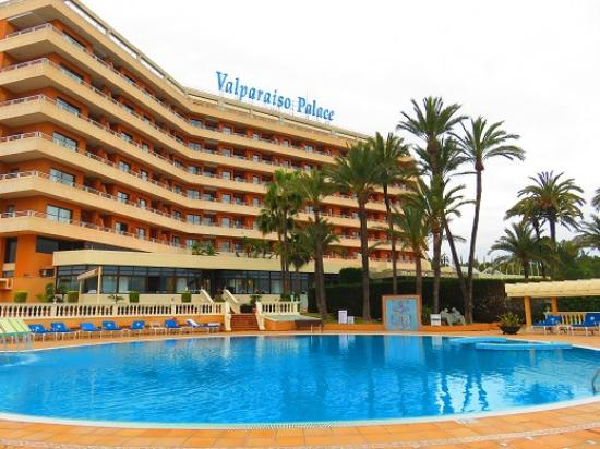 Fachada picture of gpro valparaiso palace spa palma Spas palma de mallorca