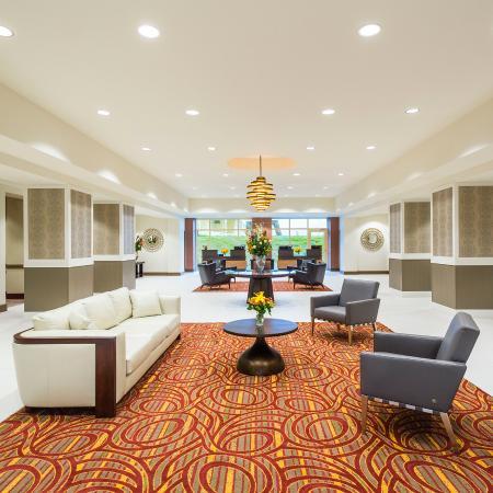 Harvey, LA: Hotel Lobby