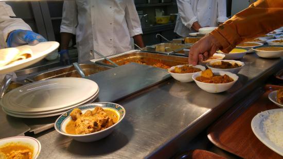Indian Ymca Food