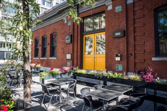 La Pizzaiolle: Pizzaiolle Vieux-Montréal