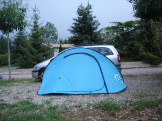 Gósol, España: Camping