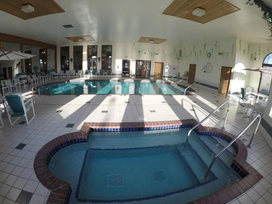 indoor pool area picture of alakai hotel and suites wisconsin rh tripadvisor com