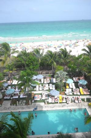 view of the pool and beach from the hotel picture of the rh tripadvisor com