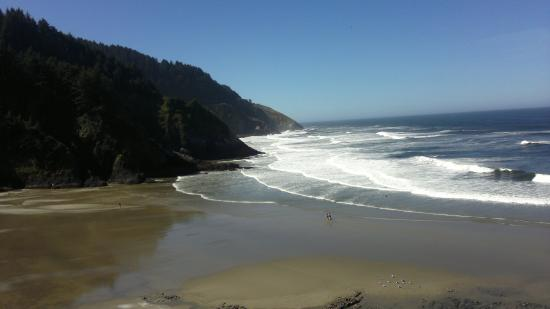 Florence, OR: Spiaggia