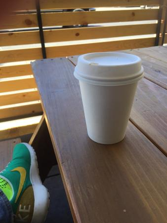 The Beat Coffeehouse : Good coffee and a great place to chill