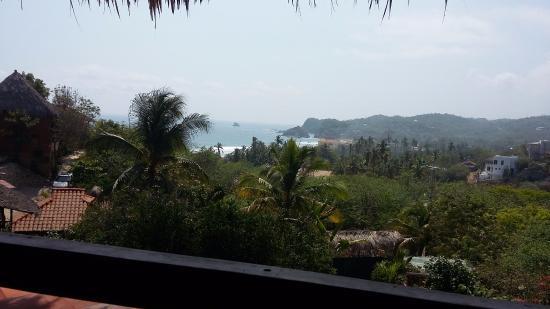 Villa Escondida: En las mañanas leía un poco en este lugar