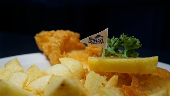 The Sea Fish And Chips Restaurant - Town Centre