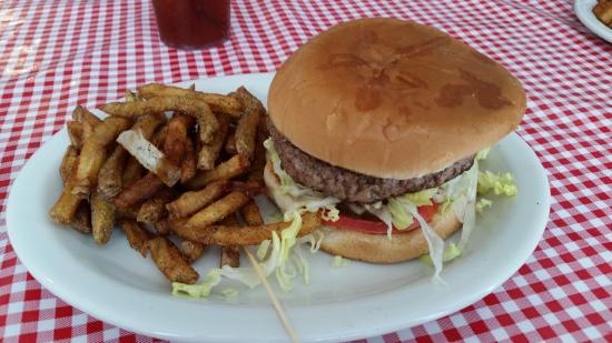 Frankie's Kitchen: Frankies burger