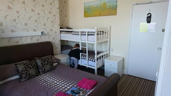 Derwent House Hotel: Room 8