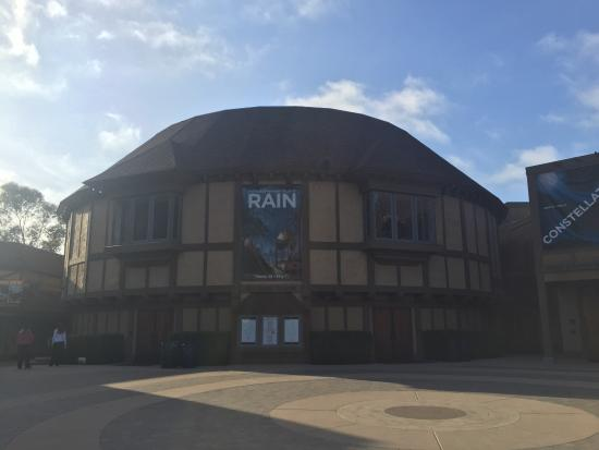 Old Globe Theatre : photo4.jpg