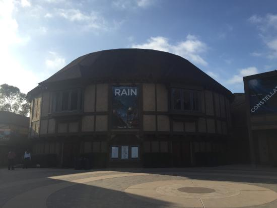 Old Globe Theatre : photo5.jpg