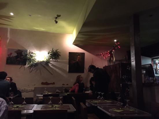 Restaurant Villa Papillon Paris